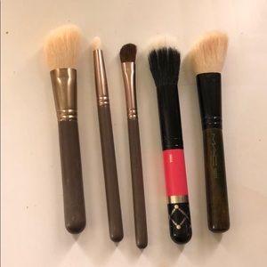Mac Travel Brushes